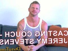 Blond Tattooed vidz Muscle Stud