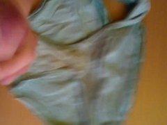 Cum in vidz friend's panties