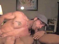 This guy vidz loves some  super big black dick