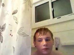 Chubby Shower vidz Cam