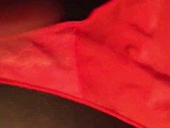 cumming on vidz friends panties