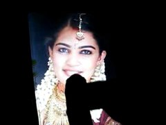 Guy cum vidz shoot huge  super load on indian girl pics - Part1
