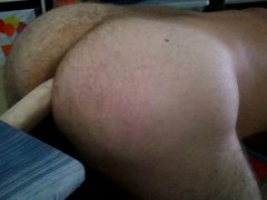 White Boy vidz Does it  super Again Doggystyle with Big Dildo