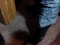 Dave Keller vidz in Cleveland  super cums on boots