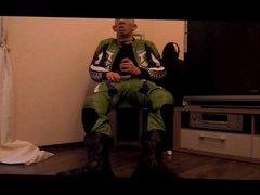 Picaldi Proll vidz mit Realface  super Mask und Flashlight cum