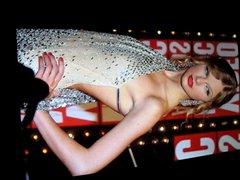 Taylor Swift vidz Cum Tribute  super No. 4