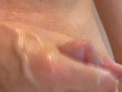 Close-up on vidz my cock