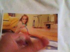 Emma Watson vidz Condom Dump  super Cream Pie