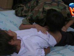 schoolboy And vidz Military Nasty  super Play