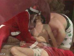 Nailing Santa vidz in the  super ass