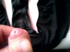 wifes black vidz panties