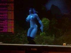 World of vidz Warcraft Jerk  super Off 3