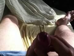 Chubby Fat vidz Gay Jerks  super off Handjob