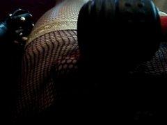 fishnets and vidz stockings 2