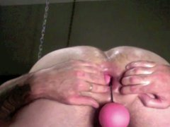 balls on vidz a string  super up my loose hole