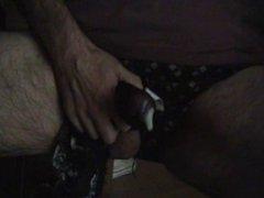 Cum with vidz panty