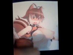Anime Girl vidz Bukkake 20