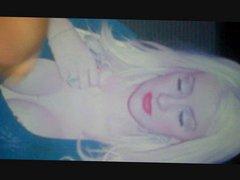 Wanking & vidz Cumming On  super Christina Aguilera Compilation
