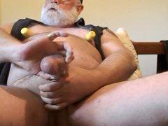 Hot Daddy vidz Bear (StogieBear)
