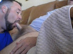 Bear Cocksucker vidz on Silver  super Daddy Dick