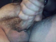 Playing with vidz my cock  super for my friend