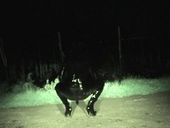 Cumshot in vidz Latex in  super the dark