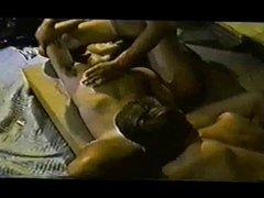 Vintage BB vidz 11 man  super Orgy with Brad Phillips