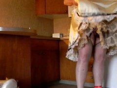 Sissy Ray vidz in the  super Kitchen 2