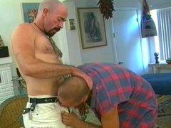 Bald bears vidz get hardcore  super in bed