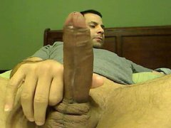 BIG LATINO vidz DICK IN  super YOUR FACE