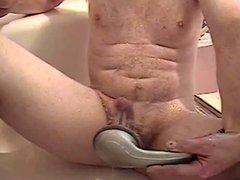 Hands Free vidz showerhead cum