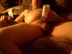 jacking off vidz with homemade  super cunt toy