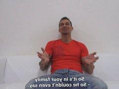 CZECH GAY vidz CASTING -  super MICHAL (3494)