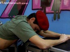 Hammerboys.tv present vidz Long Dick