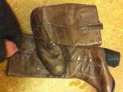 cum brown vidz boots
