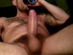 BIG HAIRY vidz DICK BIG  super CUMSHOT