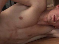 Hot bareback vidz twinks loves  super spooning