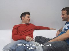 CZECH GAY vidz CASTING -  super JAKUB (4258)