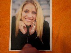 Cum Tribute vidz Angelique Kerber