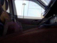 Trucker Flashing vidz 11 -  super Caught wanking by truckers