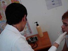 Doctor twink vidz naughty ass  super checkup