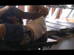 Gym and vidz Hot Tub