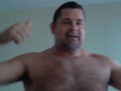 Hot bear vidz hands free  super cum