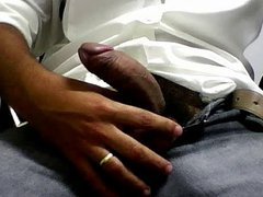 I WAS vidz HORNY AT  super THE OFFICE