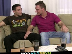 This married vidz man is  super actually a gay!