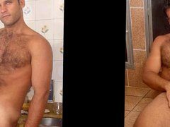 hot and vidz hairy hunk  super Vinnie