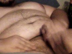 Chub stroke vidz and cum