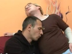 Cock Sucking vidz Guy Rides  super That Schlong As Well