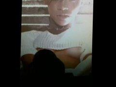 Rihanna cum vidz tribute (no  super sound)