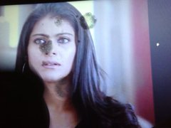 hot bollywood vidz bitch KAJOL  super got tributed!!!
